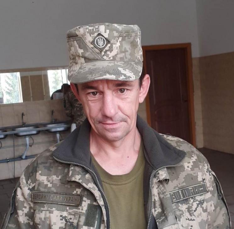 На Донбасі загинув мешканець Одещини…