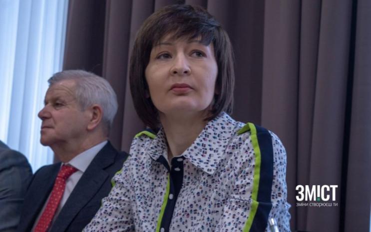 Голова Полтавської ОДА Синєгубов предста…