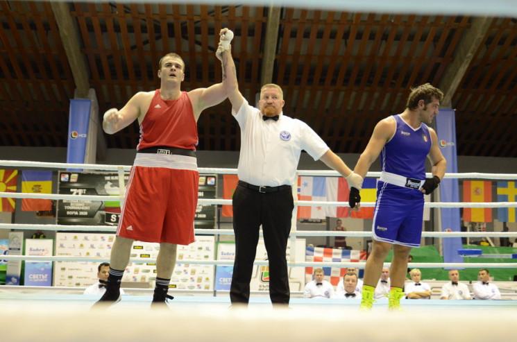 Одесский боксер стал победителем крупног…