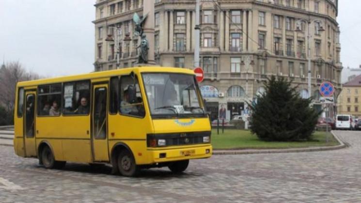У Львові скоротили схеми руху двох автоб…