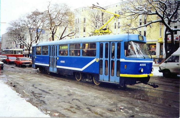 """Біля """"Привозу"""" трамваї рятуватимуть від…"""