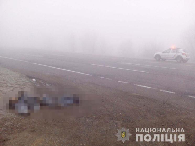 Біля траси Київ-Одеса знайшли труп…