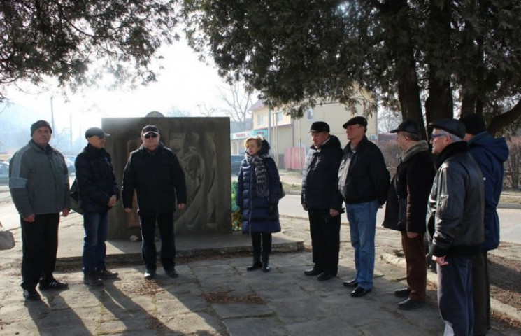 В Коломиї вшанували пам'ять жертв Голоко…
