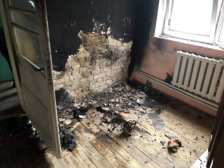 В Иршаве женщина получила ожоги, пытаясь…
