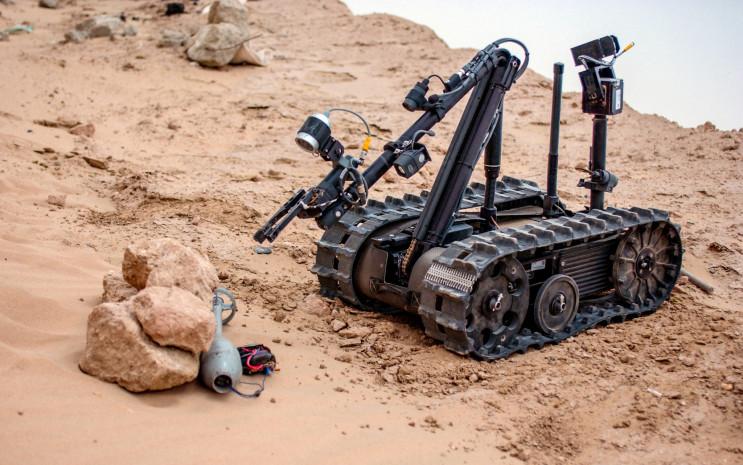 Робот TALON: Що за американське чудо тех…