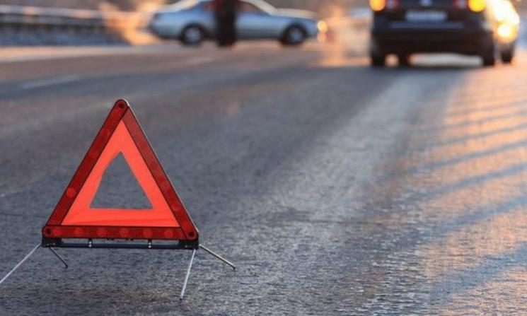 В Дрогобицькому районі  перекинувся авто…