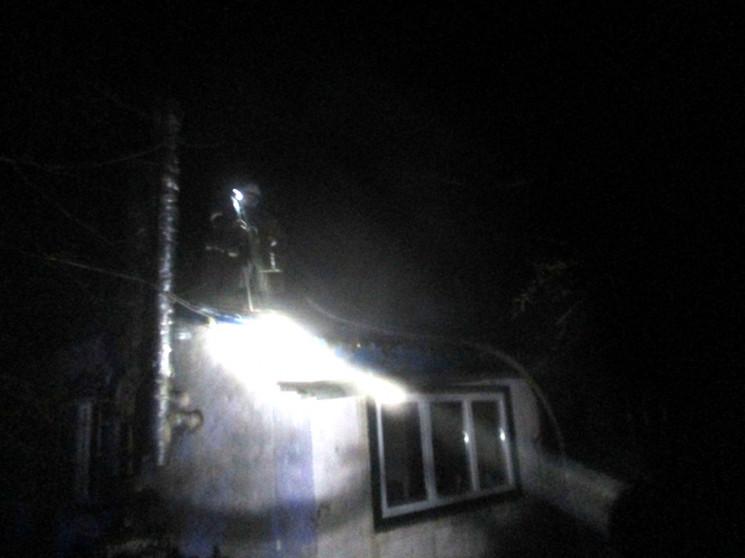 Неподалік Лохвиці на Полтавщині спалахну…