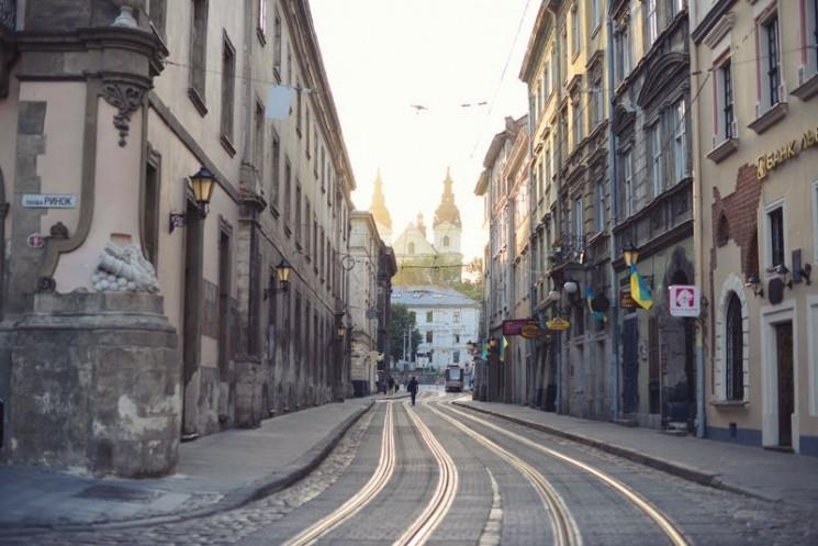 Як у Львові поліція проводить затримання…
