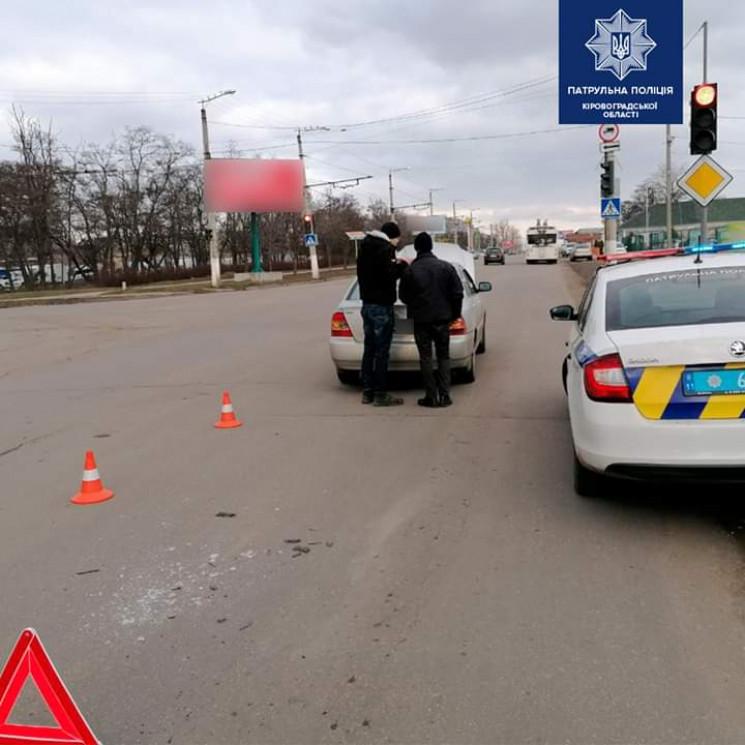 Кропивницькі поліціянти розшукали водія,…