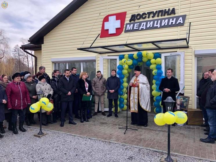 На Львівщині відкрили дві новозбудовані…