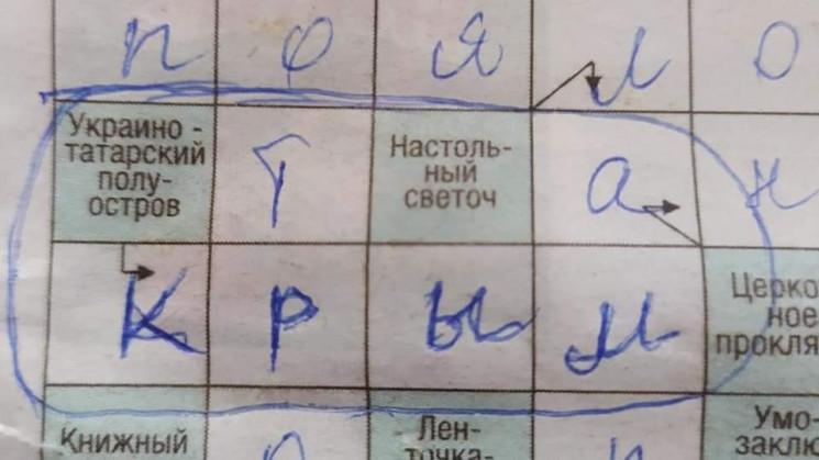 Офіційна газета кримських окупантів назв…