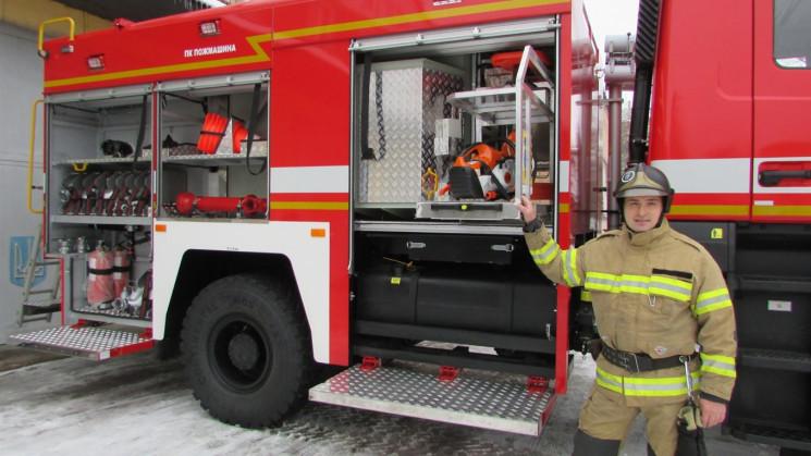 На пожежі у Львові загинув чоловік…