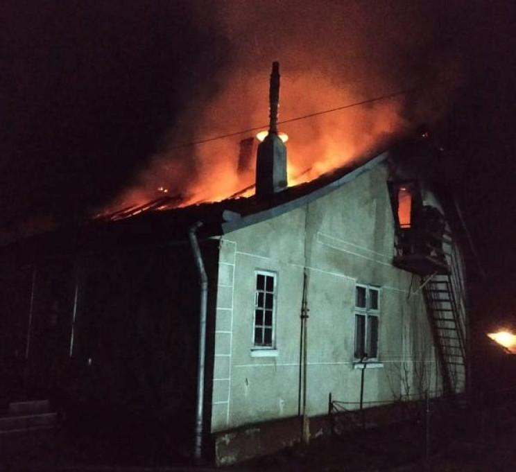 На пожежах на Львівщині загинули двоє лю…