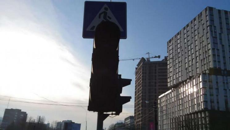 У Львові згасли світлофори (ФОТО)…