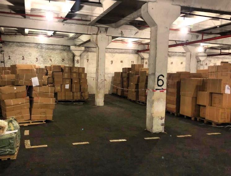У Чорноморському порту власник 23 тонн і…