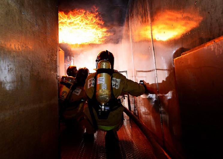 У Краснодарі сталася пожежа в школі…