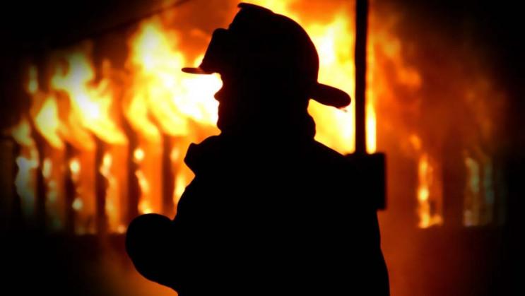 У Роздільній спалахнула лазня…