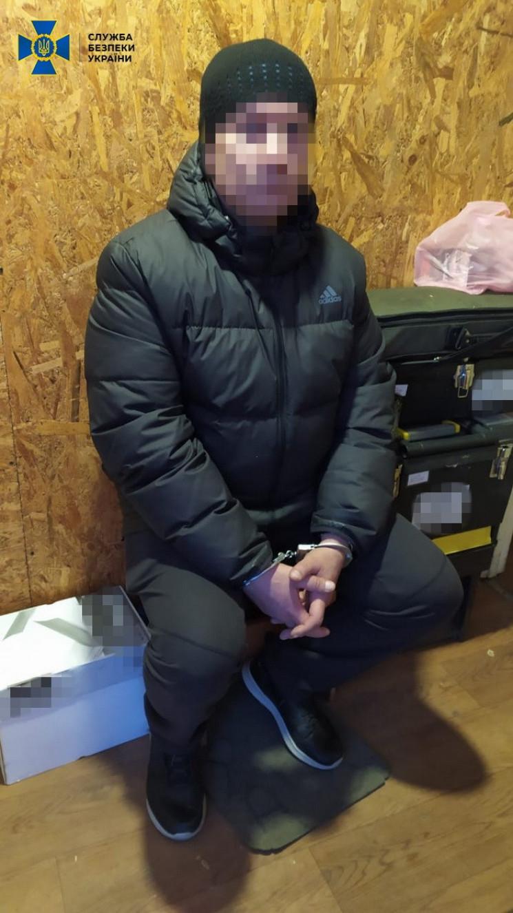 На Луганщині затримали інформатора бойов…