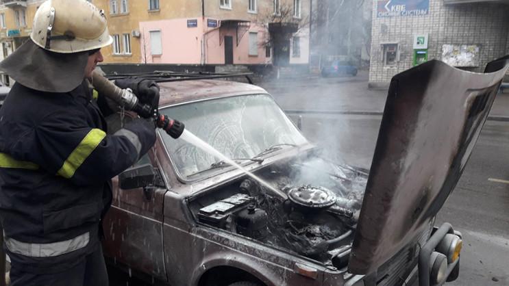 У Кременчуці на Полтавщині загорілася пр…