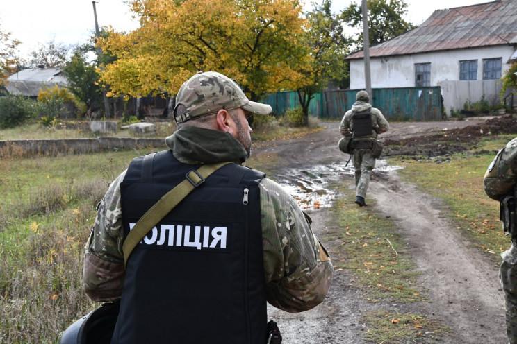Задержанному возле Красногоровки боевику…
