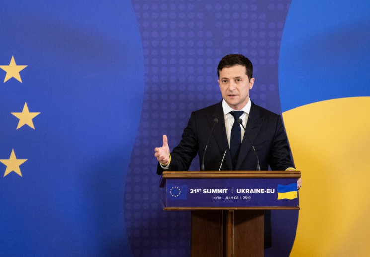 Зеленский назначил пятерых председателей…