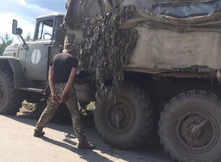 На Луганщині контрактникам ЗСУ загрожує…