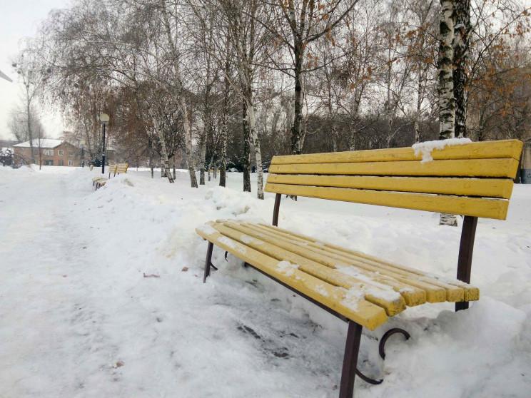 Ані кроку без парасолі: 31 січня у Полта…