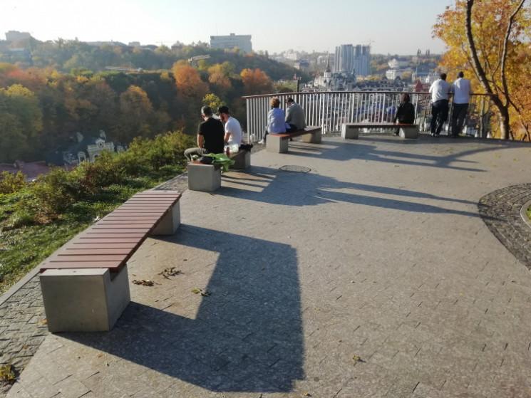 Пейзажну алею в Києві надумали оновити з…