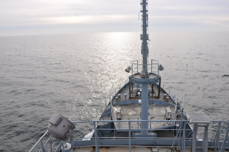 В Одесі вийшов в море майбутній корабель…