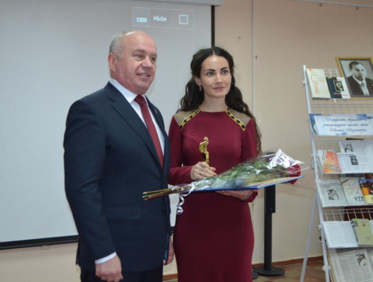 У Кропивницькому нагородили лауреатів лі…