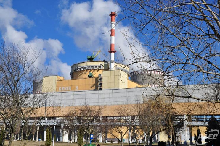 Энергоблок №3 Ровенской АЭС отключили от…