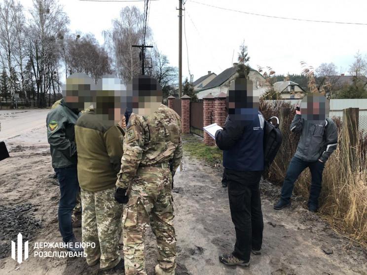 ГБР во Львове задержало пограничника во…
