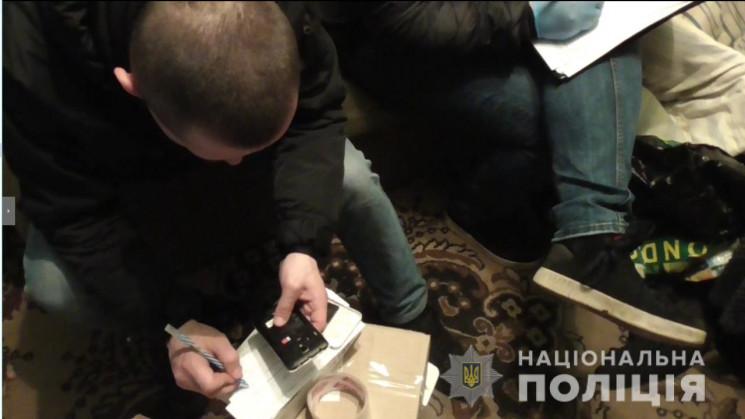 """Поліція Полтавщини затримала """"серійника""""…"""
