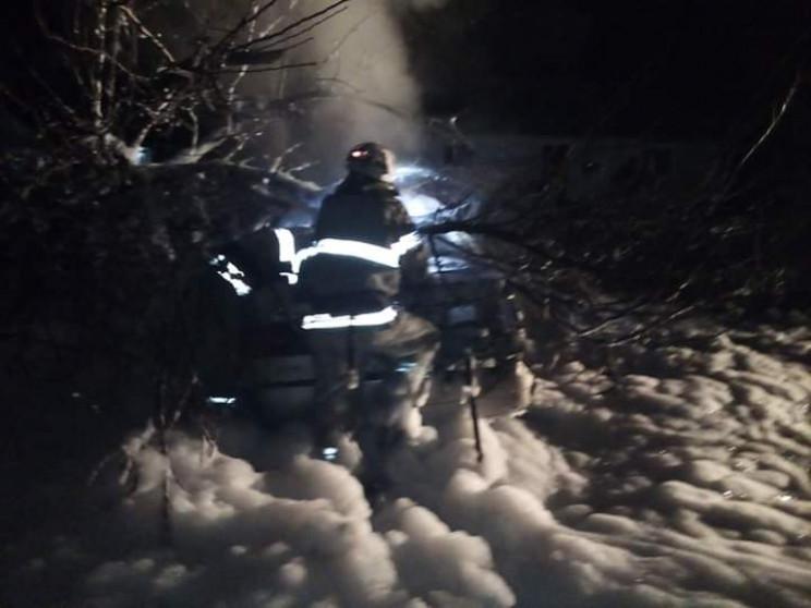 У Гайвороні вночі у ДТП постраждали 5 лю…