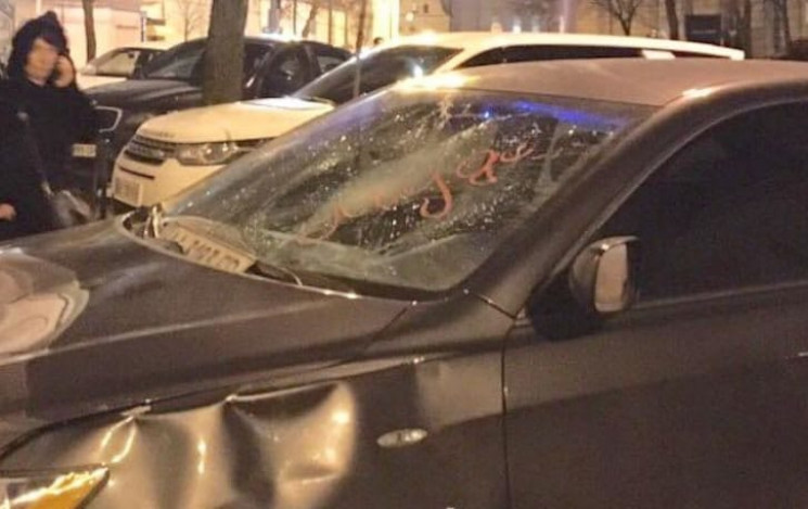 У Києві водія жорстоко покарали за непра…