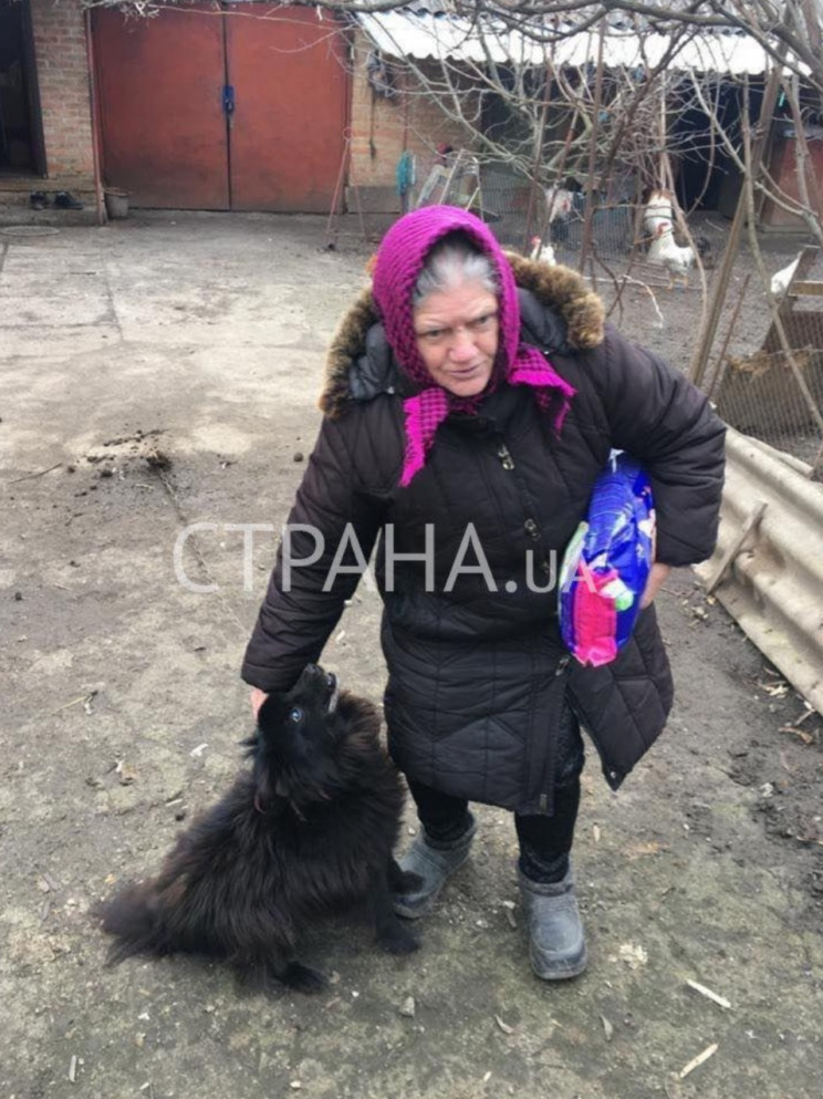 """На Кропивниччині знайшли собаку """"елітної…"""