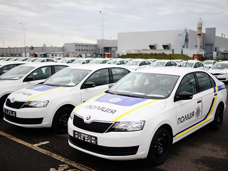 Які автомобілі купувала поліція України…