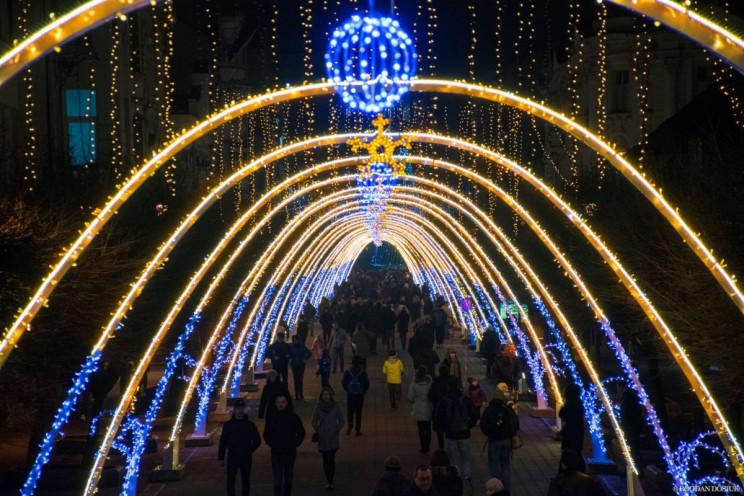 Франківськ протягом зимових свят відвіда…