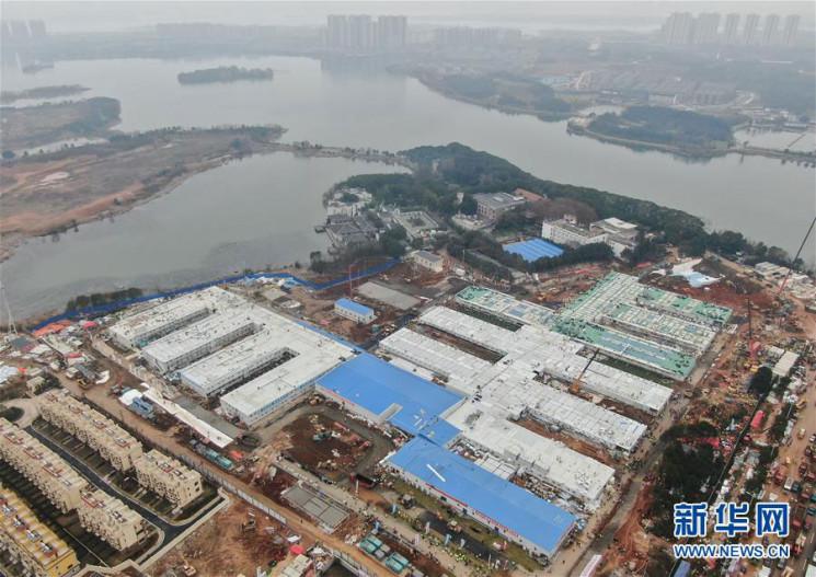 Як в Китаї за десять днів таки побудувал…