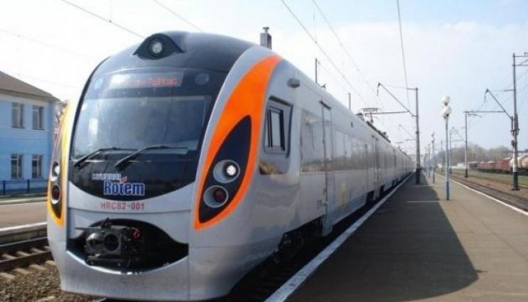 Харьковский поезд стал самым популярным…