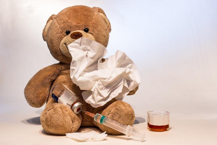 Грип та ГРВІ: Кількість хворих у Сумах з…