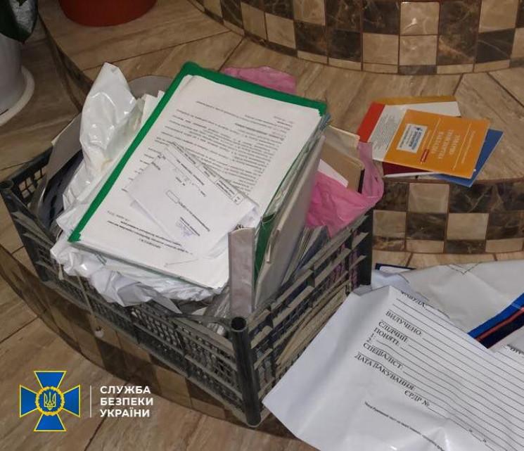 Посадовцівселищної ради на Одещині підо…