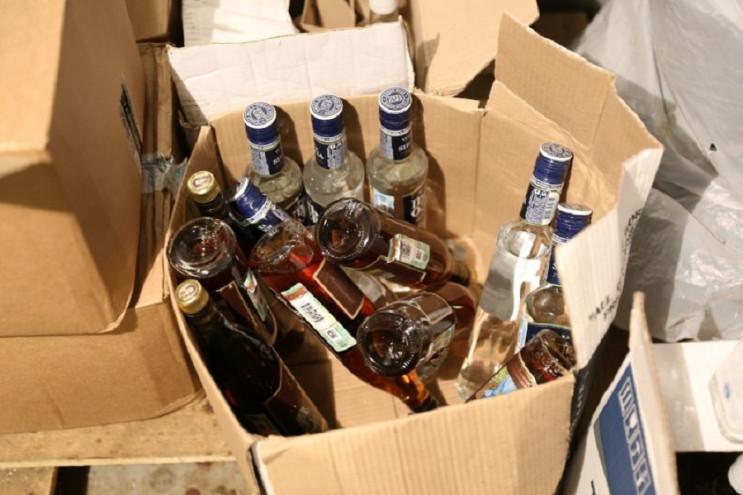На Кубані торгували небезпечним алкоголе…