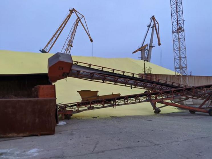 У Чорноморському порту сталася аварія з…