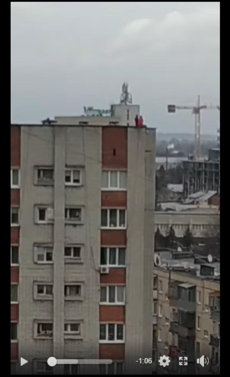 Як у Львові учні прогулюють уроки (ВІДЕО…