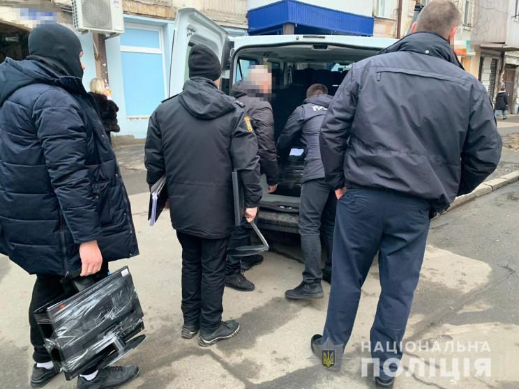 В Одесі закрили підпільні лотомаркети, я…