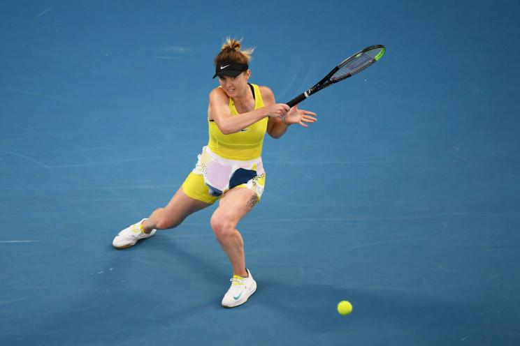 Українську тенісистку Світоліну затверди…