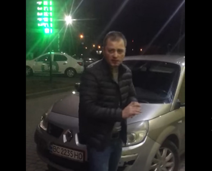 У Львові за кермом затримали п'яного пол…
