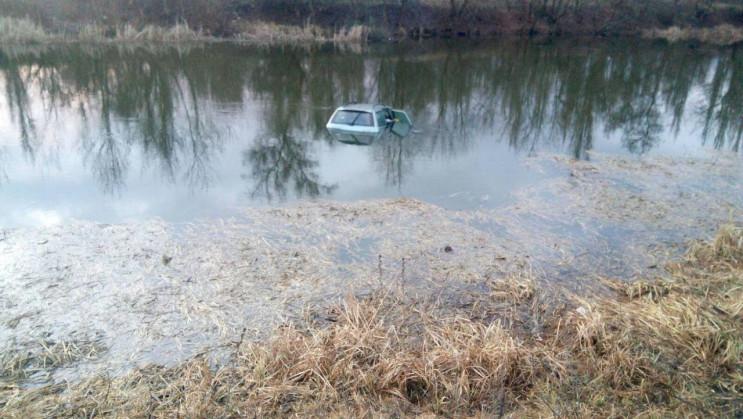 На Кропивнитчине вытащили из реки утонув…