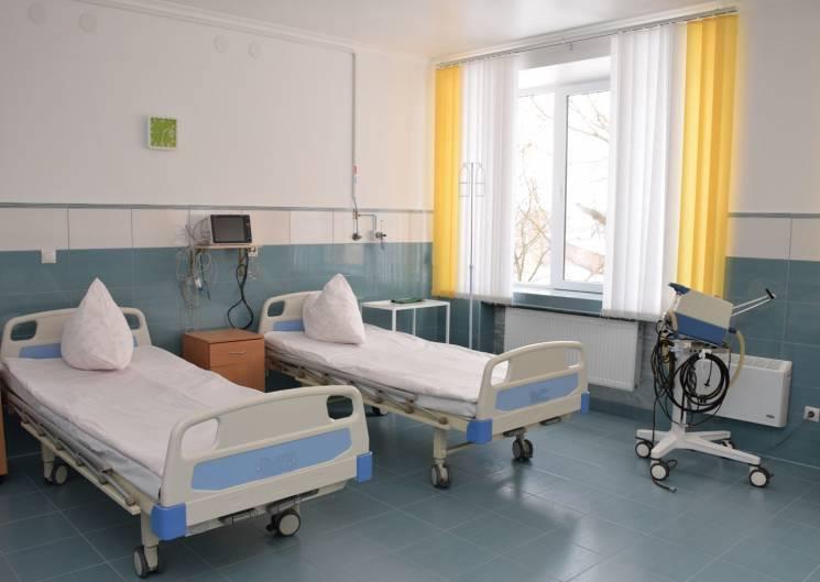 Кабмин утвердил перечень опорных больниц…